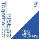 RISE/Together (完全生産限定)【アナログ盤】 SING LIKE TALKING
