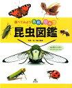 昆虫図鑑 (調べてみよう名前のひみつ) [ 森上信夫 ]