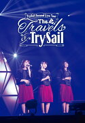 """TrySail Second Live Tour """"The Travels of TrySail""""【Blu-ray】 [ TrySail ]"""