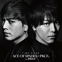 TIME FLIES ACE OF SPADES × PKCZ