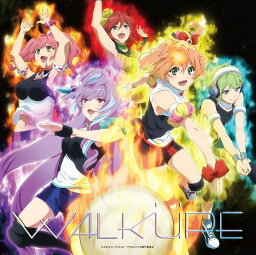 Walkure Attack! (初回限定盤 CD+DVD) [ <strong>ワルキューレ</strong> ]