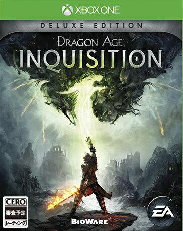 【予約】ドラゴンエイジ:インクイジション デラックス エディション Xbox One版