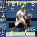 Tennis the U.S. Open 2017 Wall Calendar: The Official Calendar of the United States Tennis Associati [ United States Tennis Association ]