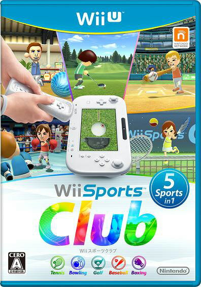 Wii Sports Club...:book:16950441