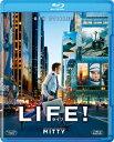 LIFE!/ライフ【Blu-ray】 [ クリステン・ウィグ ]