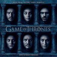 【輸入盤】Game Of Thrones Season 6 [ TV Soundtrack ]