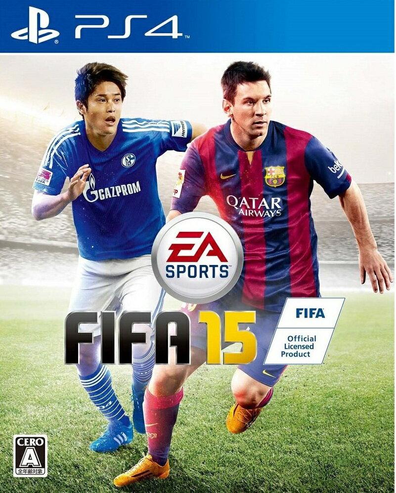FIFA 15 PS4版