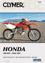 HONDA XR650R:2000-2007(P) [ RON WRIGHT ]