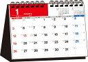 書き込み式シンプル卓上カレンダー(A5ヨコ/カラー)(2020年) ([カレンダー])