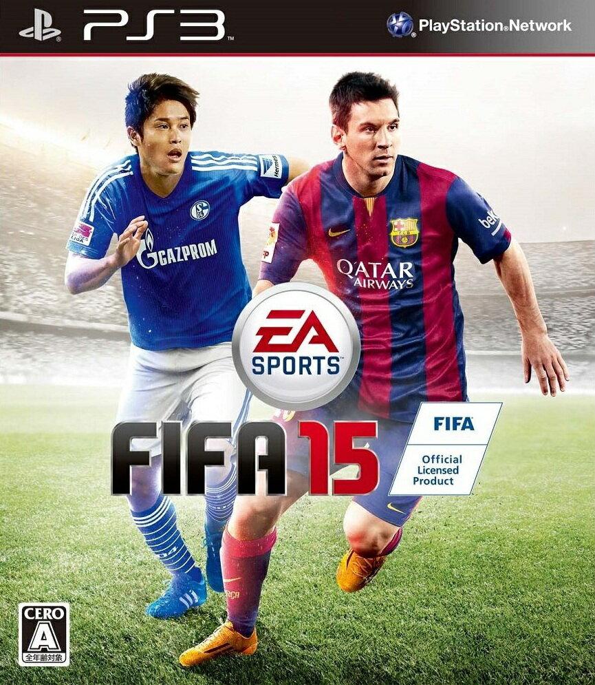 FIFA 15 PS3版