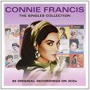 【輸入盤】Singles Collection [ Connie Francis ]