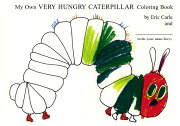 【3位】MY OWN VERY HUNGRY CATERPILLAR COLORING