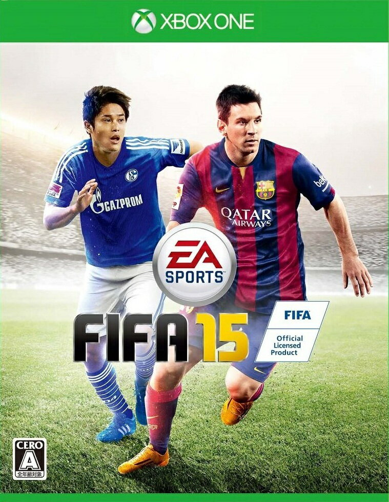 FIFA 15 XboxOne版