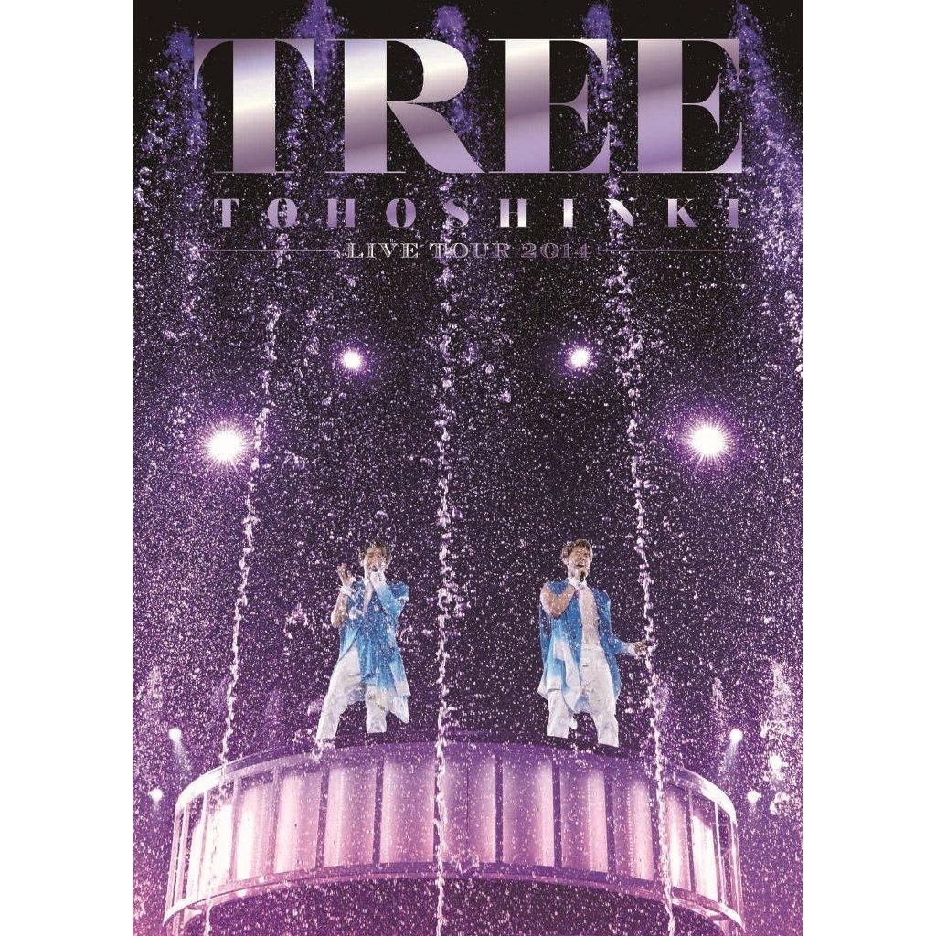 東方神起LIVE TOUR 2014 TREE [DVD3枚組]【初回限定盤】 [ 東方神…...:book:16995561