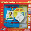 CURIOUS GEORGE:CURIOUS ABOUT LEARNING [ H.A. REY ]