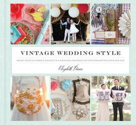 VINTAGE WEDDING STYLE(H)