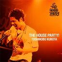 3周まわって素でLive!?THE HOUSE PARTY? (初回限定盤 CD+DVD) [ 久保