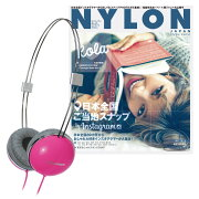 NYLON JAPAN PREMIUM SET VOL.3��ZUMREED �إåɥե����դ��ʥԥ󥯡�