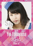 (卓上) 横山由依 2016 AKB48 カレンダー