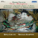 室内乐 - 【輸入盤】『隠された宝〜ヴィオラ秘曲集』 ゴラニ、ハンプトン(2CD) [ Viola Classical ]