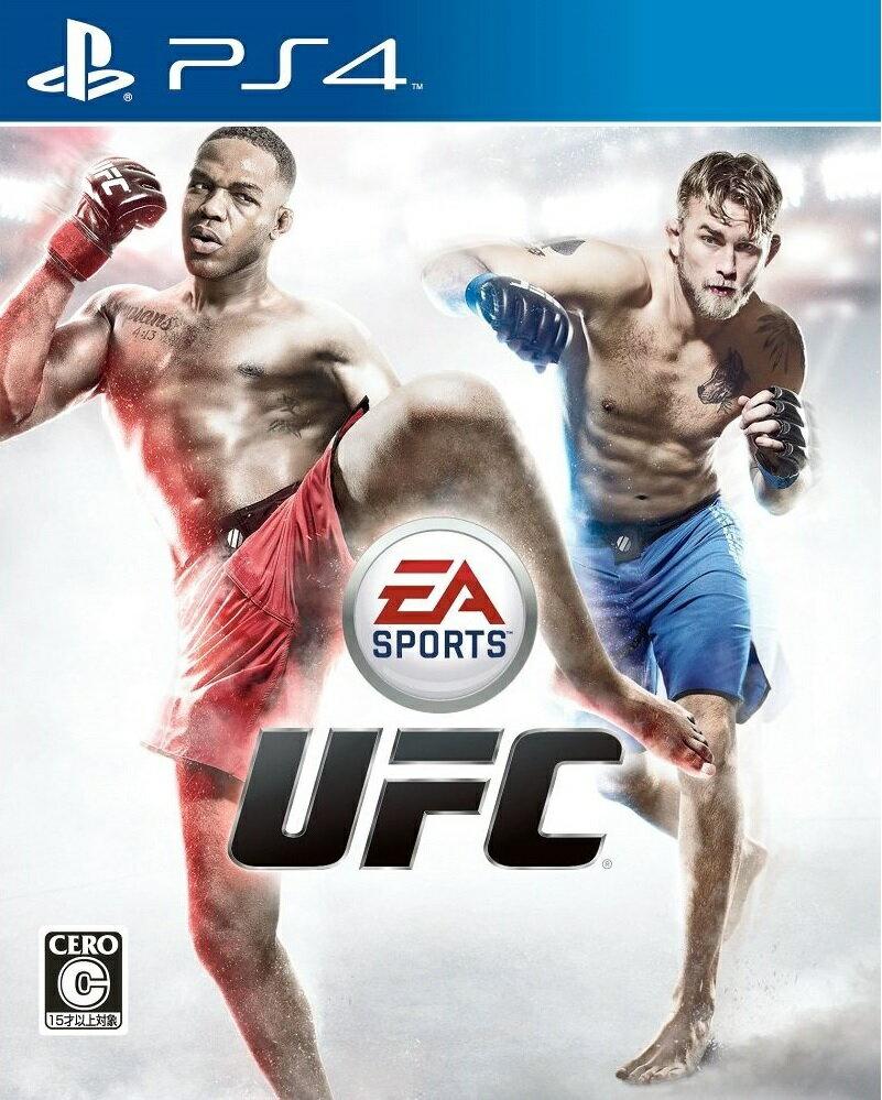 EA SPORTS UFC PS4版
