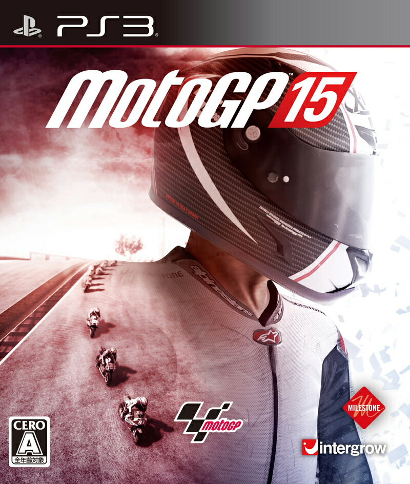 MotoGP 15 PS3版の商品画像