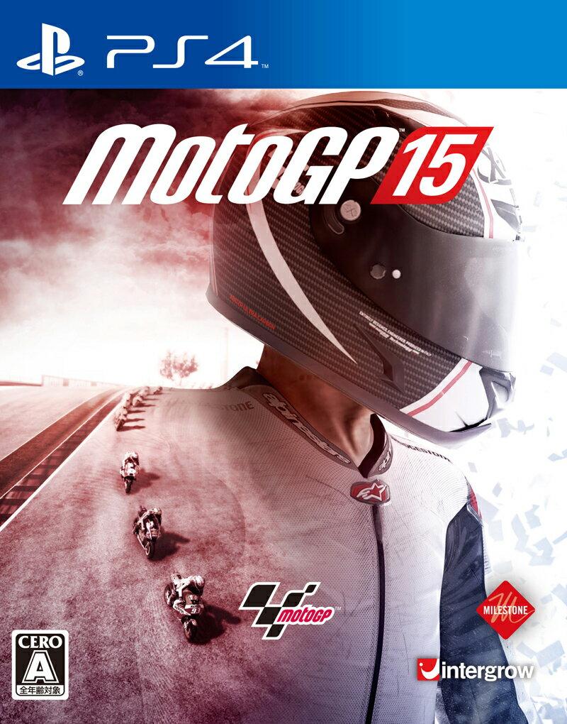 【予約】MotoGP 15 PS4版