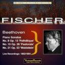 器乐曲 - 【輸入盤】Piano Sonata.8, 15, 21: E.fischer(1952, 1954) [ ベートーヴェン(1770-1827) ]