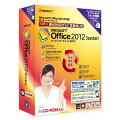 KINGSOFT Office 2012 Std フォント同梱CD版