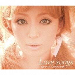 Love songs(ジャケットA 初回限定盤 CD+DVD) [ <strong>浜崎あゆみ</strong> ]