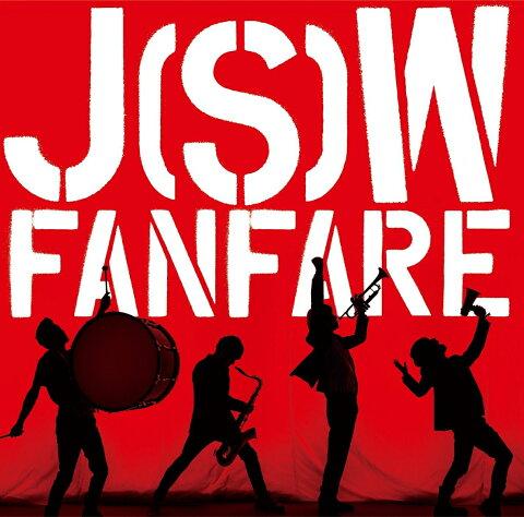 FANFARE (初回限定盤 CD+DVD) [ JUN SKY WALKER ]