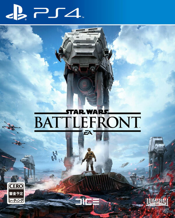Star Wars(TM) �Хȥ�ե���(TM) PS4��