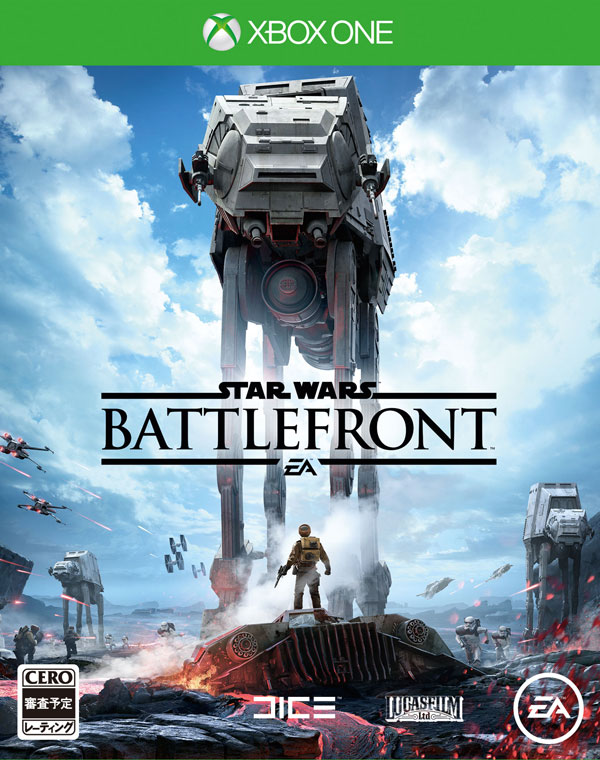 Star Wars(TM) �Хȥ�ե���(TM) XboxOne��