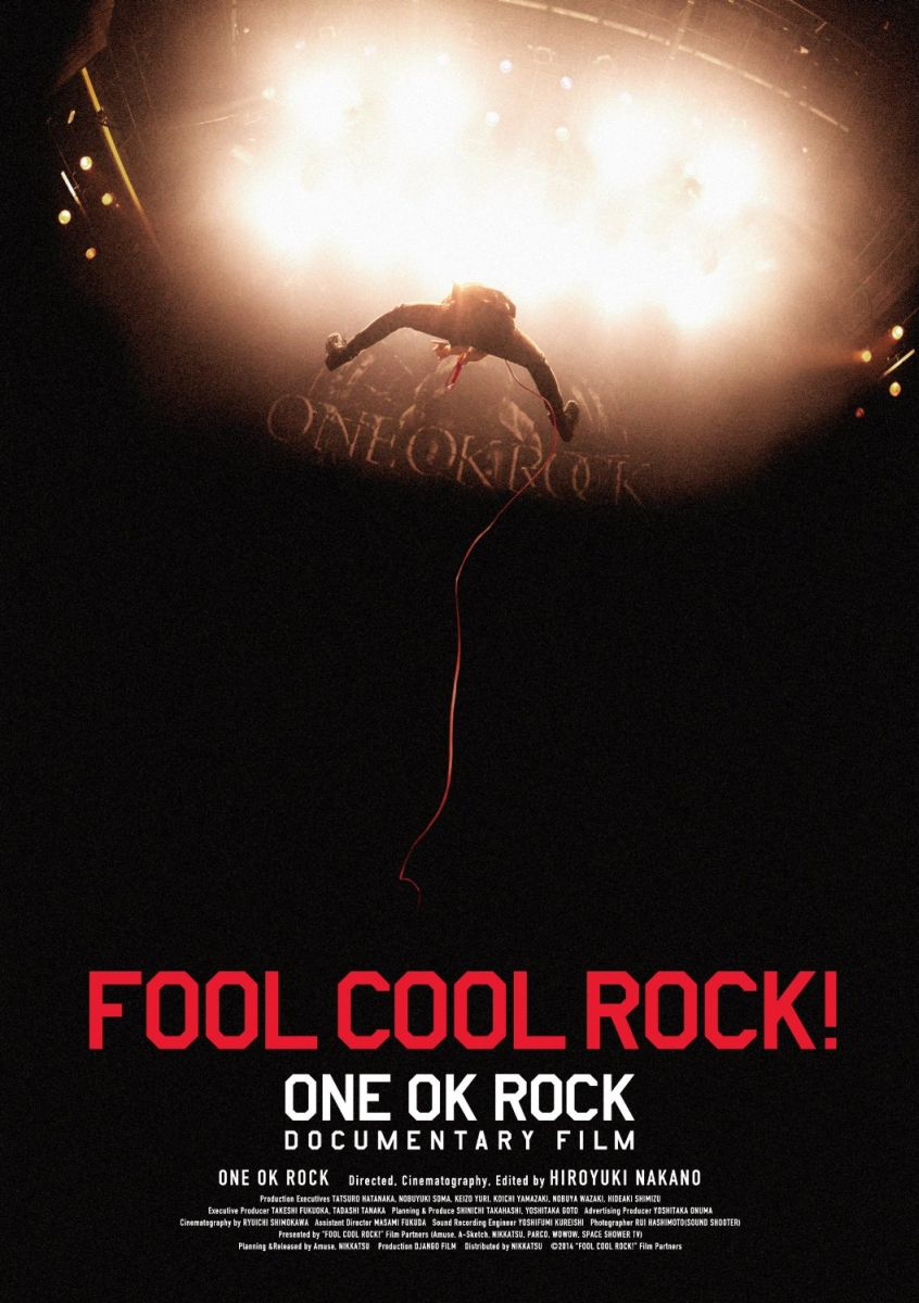 FOOL COOL ROCK! ONE OK ROCK DOCUMENTARY FILM …...:book:17121288