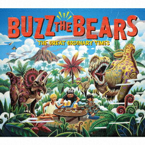 THE GREAT ORDINARY TIMES (完全生産限定盤 CD+DVD) [ BUZZ THE BEARS ]