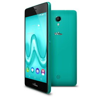 Wiko SIMフリースマートフォン Tommy 5.0'(HD IPS)/Bleen P4903JP-BLEEN