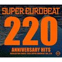 スーパーユーロビート VOL.220 (2CD) [ (V.A.) ]