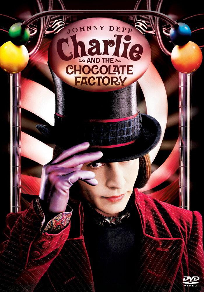 チャーリーとチョコレート工場 [ ジョニー・デップ ]...:book:13689053