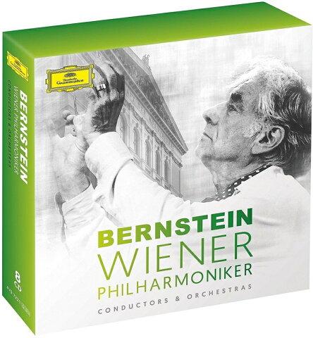 【輸入盤】レナード・バーンスタイン&ウィーン・フィルハーモニー管弦楽団、DG録音集(8CD) [ Box Set Classical ]