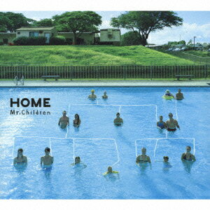 HOME(通常盤) [ Mr.Children ]...:book:11989426