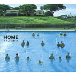 HOME(通常盤) [ <strong>Mr.Children</strong> ]