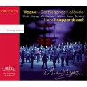 【輸入盤】『さまよえるオランダ人』全曲 クナッパーツブッシュ&バイロイト(1955 モノラル)(2CD) [ ワーグナー(1813-1883) ]
