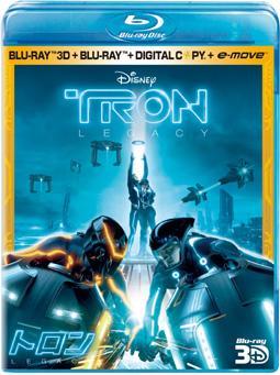 トロン:レガシー 3Dスーパー・セット【Blu-ray】