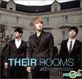 ��͢���ס� Music Essay - Their Rooms(CD+����+���å�)