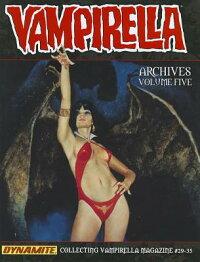 VampirellaArchivesVolume5Hc[Various]