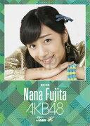 (卓上) 藤田奈那 2016 AKB48 カレンダー
