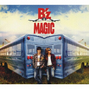 MAGIC(初回限定盤 CD+DVD) [ B'z ]...:book:13286421