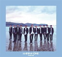 「1×1=1(TO BE ONE)」 (Sky Ver.) -JAPAN EDITION- (CD+DVD) [ Wanna One ]