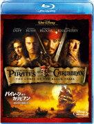パイレーツ・オブ・カリビアン/呪われた海賊たち【Blu-ray】【Disneyzone】