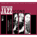 大樂團搖擺 - 【輸入盤】New Orleans Jazz Icons [ Various ]